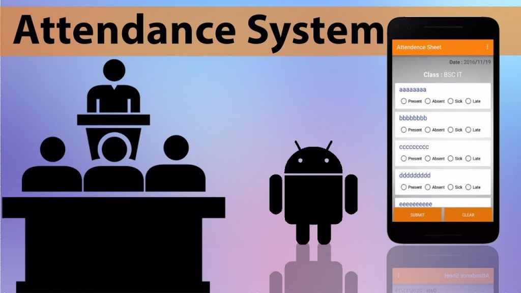Automated Attendance System for Students