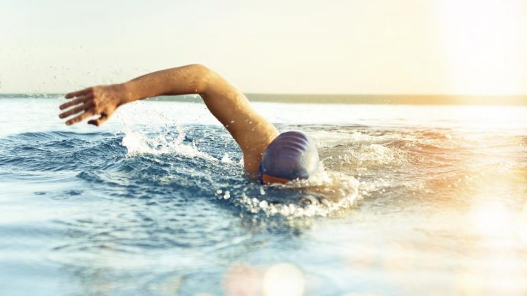 Cut Those Extra Calories By Swimming